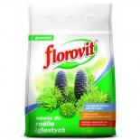 Гранулированное удобрение для хвойных растений Florovit