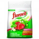 Гранулированное удобрение  для клубники, земляники Florovit
