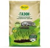 Гранулированное удобрение для газона ФАСКО