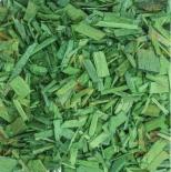 Щепа декоративная зеленая 60л