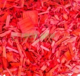 Щепа декоративная красная 60л